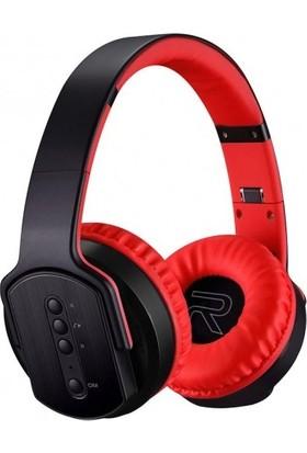 Bix BH1 Kulaküstü Bluetooth Kulaklık Kırmızı