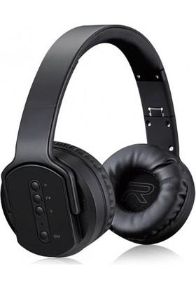 Bix BH1 Kulaküstü Bluetooth Kulaklık Siyah