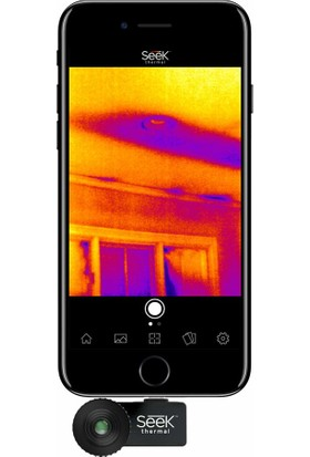 Seek Thermal Kompakt iOS Termal Kamera