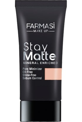 Farmasi Make Up Stay Natural Matte