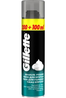 Gillette 300 ml Tıraş Köpüğü