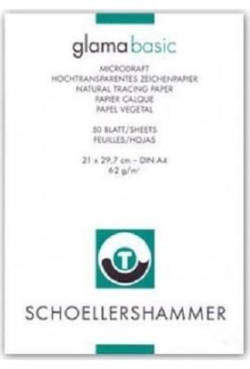 Schoeller Shammer Glama Basic A4 62 g Aydınger Kağıdı 50 Yaprak