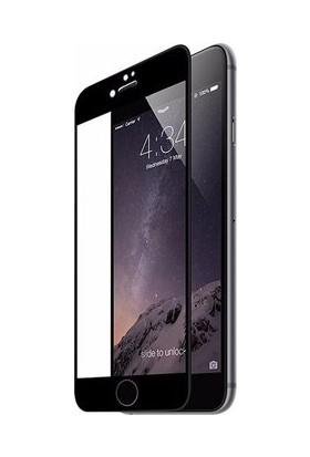 Protech Apple iPhone 7 Tam Kaplayan Temperli Ekran Koruyucu Siyah