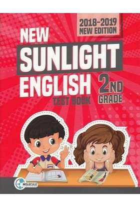 Molekül 2. Sınıf New Sunlight English Test Bookyeni