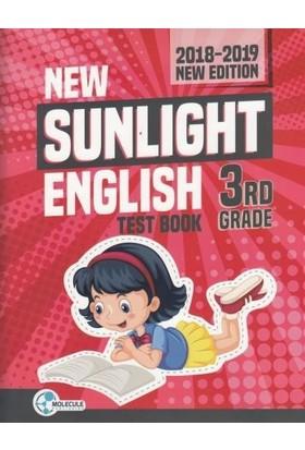 Molekül 3. Sınıf New Sunlight English Testbookyeni