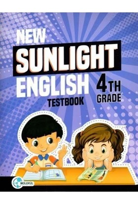 Molekül 4. Sınıf New Sunlight English Testbookyeni