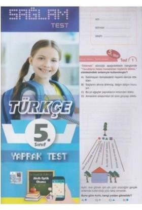 Molekül 5. Sınıf Türkçe Sağlam Yaprak Test Poşetliyeni