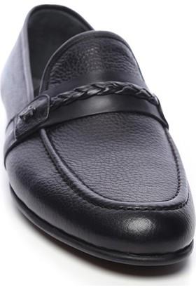 Kemal Tanca Erkek Deri Klasik Ayakkabı 554 T70 Mc Erk Ayk