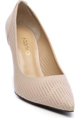 Kemal Tanca Kadın Vegan Stiletto Ayakkabı 22 6252 Bn Ayk Y19