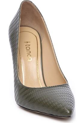 Kemal Tanca Kadın Deri Stiletto Ayakkabı 22 943 Bn Ayk