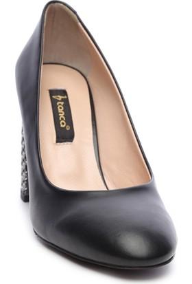 Kemal Tanca Kadın Vegan Topuklu Ayakkabı 51 1059 Bn Ayk Y19
