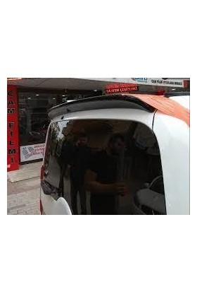BTG Fiat Fiorino Spoiler (Fiber)