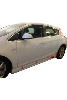 BTG Opel Astra J Hb 2013 - 2015 Yan Marşpiyel Seti