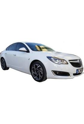 BTG Opel Insignia 2014 - 2016 Opc Makyajlı Yan Marşpiyel Seti