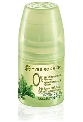 Yves Rocher Roll-On Deodorant - Çin Yeşil Çayı 50 ml