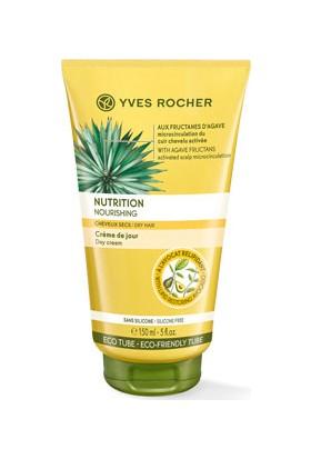 Yves Rocher Kuru Saçlar Için Besleyici Günlük Saç Kremi 150 ml