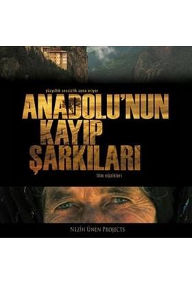 Anadolu'nun Kayıp Şarkıları - Film Müzikleri (CD)