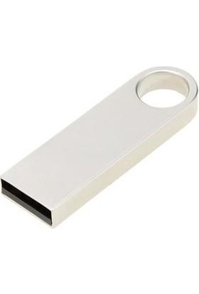 Powerway USB 2.0 64GB Metal Flash Bellek