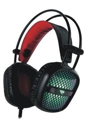 Platoon PL-2434 Mikrofonlu Işıklı Gaming Kulaklık