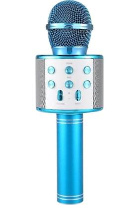Torima WS858 Karaoke Bluetooth Mikrofon Speaker
