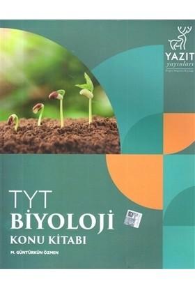 Yazıt Yayınları TYT Biyoloji Konu Kitabı