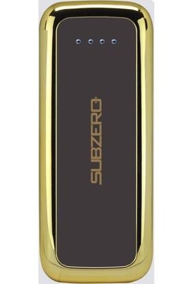 Subzero 5.000 mAh Aynalı Powerbank - Gold