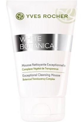 Yves Rocher White Botanical - Leke Karşıtı Gençleştirici Yüz Yıkama Köpüğü 125 ml