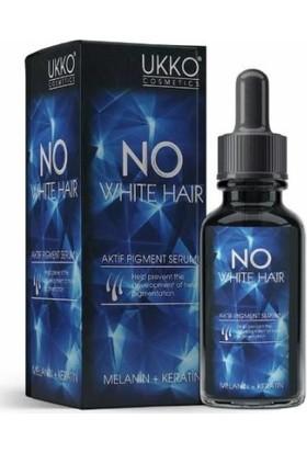 Ukko Cosmetics No White Hair Aktif Pigment Serumu - 1 Adet