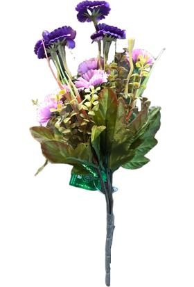 Alpin Yapay Çiçek Papatya