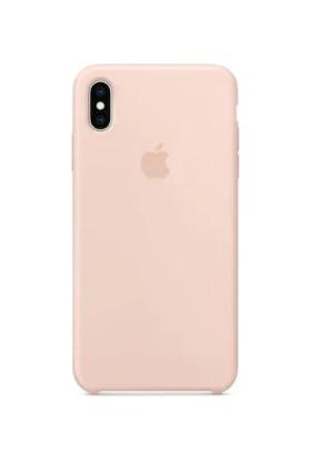 Gezegenaksesuar Apple iPhone X / XS Lansman Kılıf - Bej