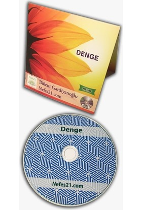 Denge Audio CD