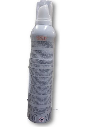 Mojıto Ultra Hold Saç Köpüğü 350 ml