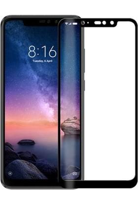 Nettens Xiaomi Redmi Note 6 Pro 6D Full Kaplayan Ekran Koruyucu