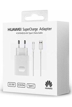 Huawei Supercharge Hızlı Şarj Cihazı