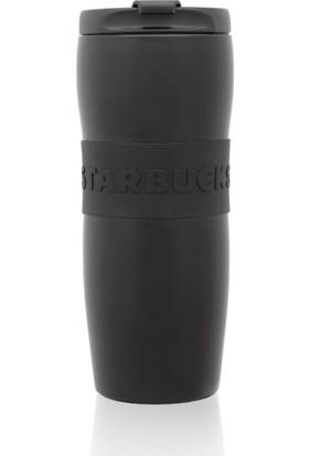 Starbucks Özel Seri Siyah Çelik Bardak Termos 350 ml