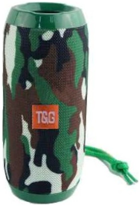 T&G Portable Bluetooth Hoparlör - Kamuflaj