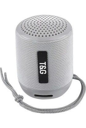T&G 129 Bluetooth Hoparlör - Beyaz