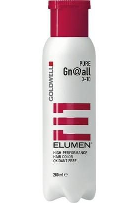 Goldwell Elumen Gn All Green Natural Yeşil Doğal Saç Boyası 200 ml