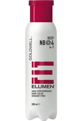 Goldwell Elumen Nb-4 Natural Brown Doğal Kahve Saç Boyası 200 ml