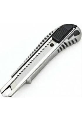 U-Tech Profesyonel Demir Maket Bıçağı + Bıçak 10'lu