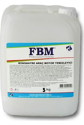 Fbm Konsatre Araç Motor Temizleyici - 5 kg