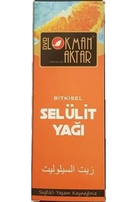 Lokman Aktar Bitkisel Selülit Yağı 150 ml