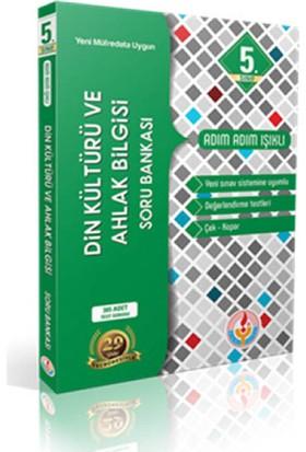Bilal Işıklı Yayınları 5.Sınıf Adım Adım Din Kültürü Soru Bankası