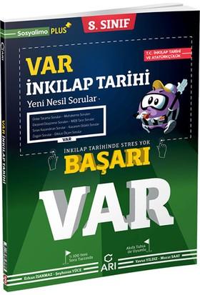 Arı Yayıncılık 8.Sınıf Var Inkılap Soru Bankası