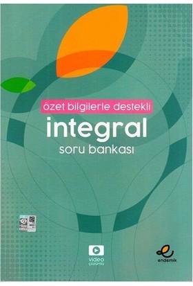Endemik Yayınları AYT Integral Soru Bankası