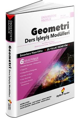 Aydın Yayınları TYT AYT Geometri Ders Işleyiş Modülleri