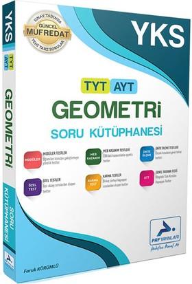 Paraf Yayınları TYT AYT Geometri Soru Kütüphanesi