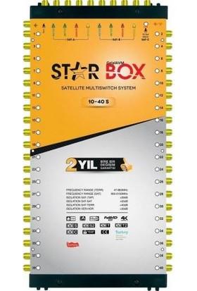 Next Starbox 10/40S Sanral+Adaptör