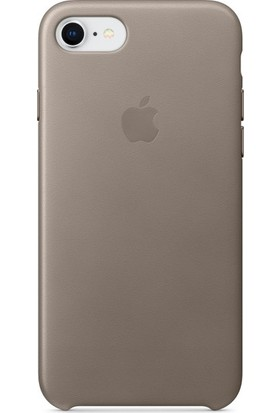 Daytona Apple iPhone 7/8 Deri Kılıf Vizon