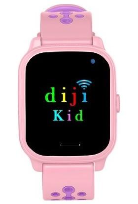 Dijikid Akıllı Çocuk Saati - Pembe